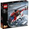 LEGO® Technic - Mentőhelikopter 42092