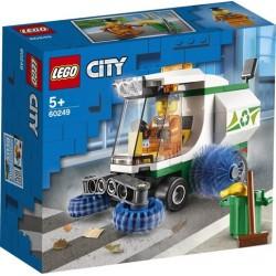 LEGO® City Great Vehicles Utcaseprő gép 60249