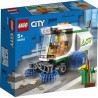 LEGO® City Great Vehicles Utcaseprő gép 60249