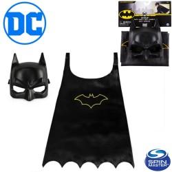 Spin Master DC Batman: Maszk és köpeny szerepjáték szett 6056809