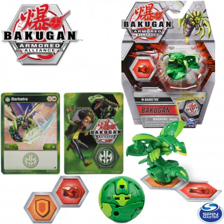 Bakugan S2 Páncélozott szövetség: Barbetra alap labda 20124288
