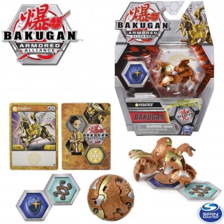Bakugan S2 Páncélozott szövetség: Pegatrix alap labda 20124291