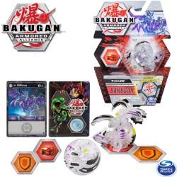 Bakugan S2 Páncélozott szövetség: Diamond Nillious alap labda 6055868
