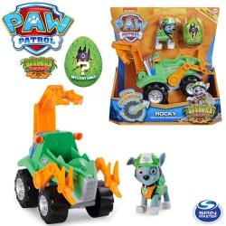 Spin Master Mancs őrjárat: Dino Rescue Rocky deluxe járművel 6056930