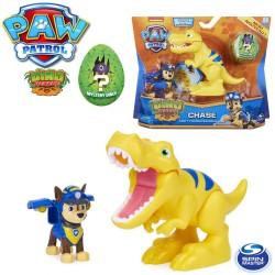 Spin Master Mancs őrjárat Dino Rescue: Chase figura Tyrannosaurus Rex dinoszaurusszal 6058512