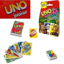 Uno Junior kártya GKF04