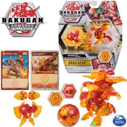 Bakugan S2 Páncélozott szövetség: Bakugan golyó harci felszereléssel Eenoch Ultra + Baku-Gear 6055887
