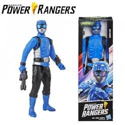 Power Rangers - 25 cm-es figura - BLUE RANGER  E5914/E5939
