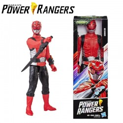 Power Rangers - 25 cm-es figura - RED RANGER E5914/E5937