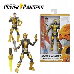 Power Rangers vilagito figura - GOLD DEFENDER /E5906/E5934