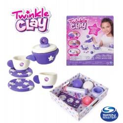 Spin Master Twinkle Clay - Teáskészlet készítő 6038031