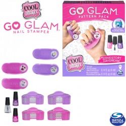 Spin Master Cool Maker: Go Glam Love Story körömdíszítő szett utántöltő 6054819