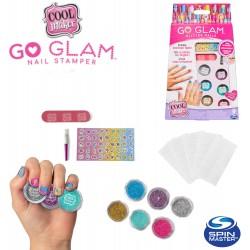 Spin Master Cool Maker: Go Glam Csillámos körömdíszítő készlet 6059916