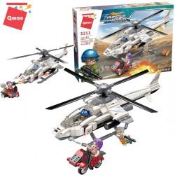 QMAN: Helikopter megtámadása 3211
