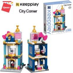 Qman - Keepley Luxus Ékszer Ház C0110