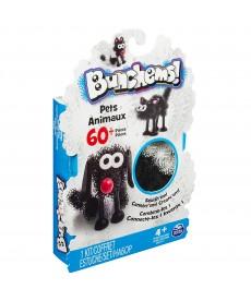 Bunchems: Háziállatos formázó készlet - 60 darabos 6026097