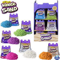 Spin Master Kinetic Sand: Homokgyurma bástya 127g 6035812