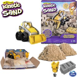 Kinetic Sand: Áss és Építkezz szett 6044178