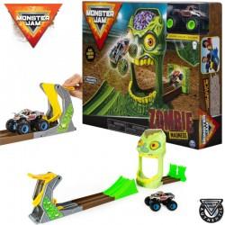 Spin Master Monster Jam: Zombie Madness Pályaszett 6045029
