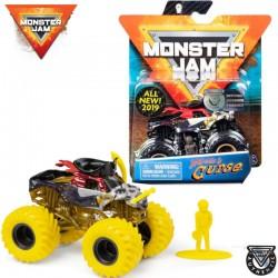 Monster Jam: Pirates Curse kisautó - figurával 6044941