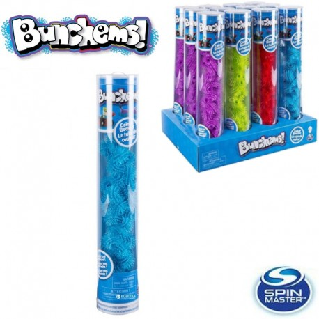Spin Master Bunchems: Kék  50db-os alapszett 6035375