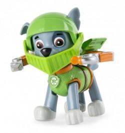 Mancs Õrjárat Hero Pup Átalakítható Kutyus Mission Quest Rocky Akciófigura 6026592