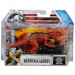 Jurassic World - Herrerasaurus dinoszaurusz figura FPF11/FVJ89