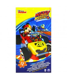 Disney Mickey és a Roadster Versenyzők Habszivacs Puzzle 6033128