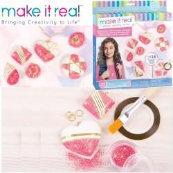 Make It Real Ékszerkészítés: Arany és csillogás