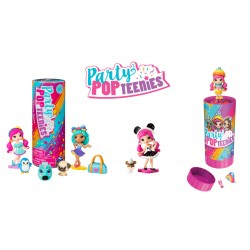 Spin Master Party Pop Teenies: Meglepetés popper konfettivel 6044096