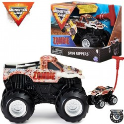 Spin Master Monster Jam: Spin Rippers kisautó - Zombie 6044990