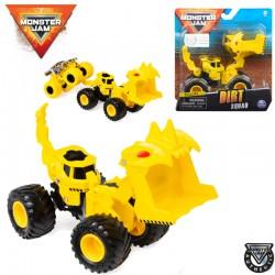 Spin Master Monster Jam: Dirt Squad munkagépek - Scoops 6055226