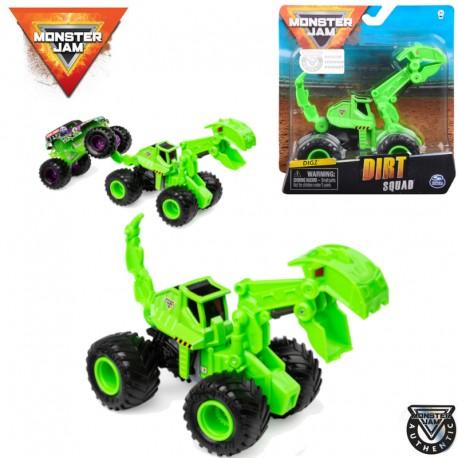 Spin Master Monster Jam: Dirt Squad munkagépek - Digz 6055226