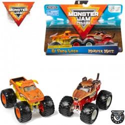 Spin Master Monster Jam: 2 darabos - EL Toro Loco és Monster Mutt 6044943