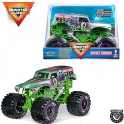 Spin Master Monster Jam: Grave Digger jármű 1/24 (6044869)