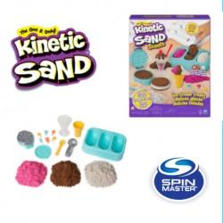 Spin Master Kinetic Sand: illatos Homokfagylalt szett 454g (6059742)
