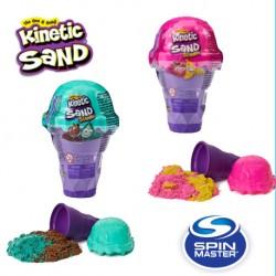 Spin Master Kinetic Sand: Illatos homok - fagyi 113g (6058757)