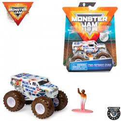 Spin Master Monster Jam: Ice Cream Man kisautó figurával 6044941