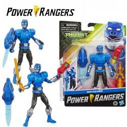 Power Rangers: Beast-X Blue Ranger figura kiegészítőkkel /E7827/