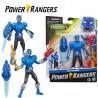 Power Rangers: Beast-X Blue Ranger figura kiegészítőkkel /E5915/