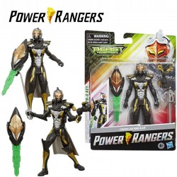 Power Rangers: Cybervillain Robo Blaze figura kiegészítőkkel /E5915/