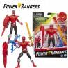 Power Rangers: Beast-X Red Ranger figura kiegészítőkkel /E5915/