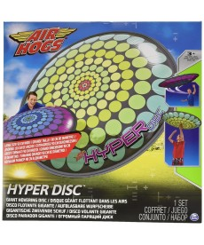 Air Hogs Hyper Disc (Lila-Zöld) 6024920