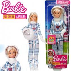 Barbie karrier baba: Szőke hajú űrhajós karrierbaba GFX23