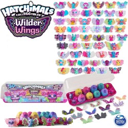 Spin Master Hatchimals: Wilder Wings tojástartó 12 darabos - 9. Széria 6059068