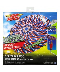 Air Hogs Hyper Disc (Zöld-Piros) 6024920