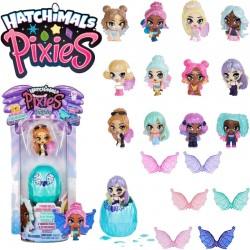 Spin Master Hatchimals: Mini Pixies Glitter Angel gyűjthető meglepetés csomag 6059882