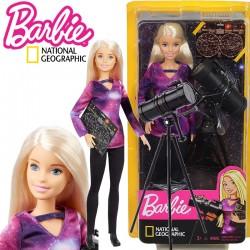 Barbie National Geographic: Csillagász baba teleszkóppal GDM44