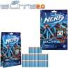 Nerf: Elite 2.0 szivacslövedék utántöltő 50db-os E9484