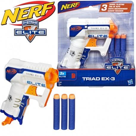 Nerf: N-Strike Elite Triad EX3 kilövő A1690